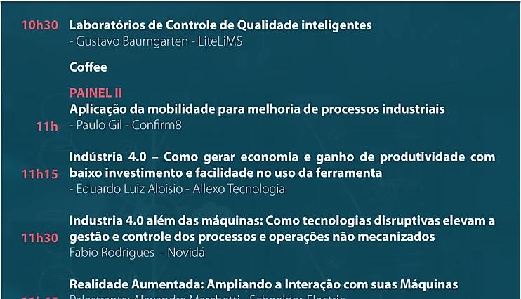 Evento Abimaq: Conheça as oportunidades da INDÚSTRIA 4.0